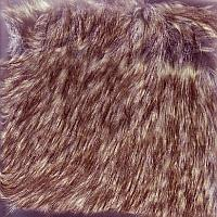 coyote fake fur fabric