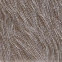 brown fake fur fabric