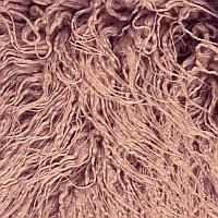 tan mongolian lamb fur